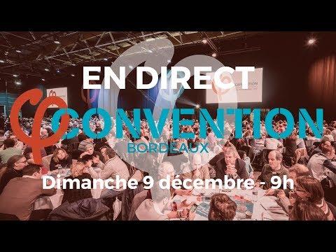 EN DIRECT - 3ème Convention de la France insoumise, 2ème journée - #ConFi2018