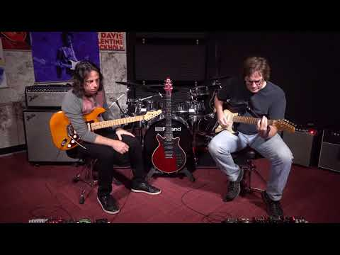 "GuitarGuys Episode 2 - Burns UK ""Brian May"" Model"