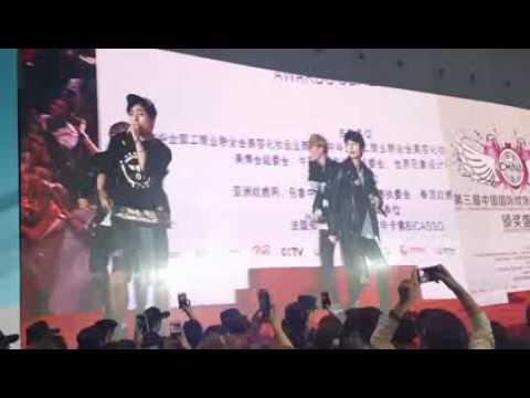 브이엑스 - OMG (중국공연 직캠)