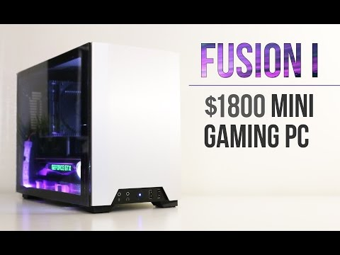 Fusion I - $1800 Mini ITX Gaming PC Build