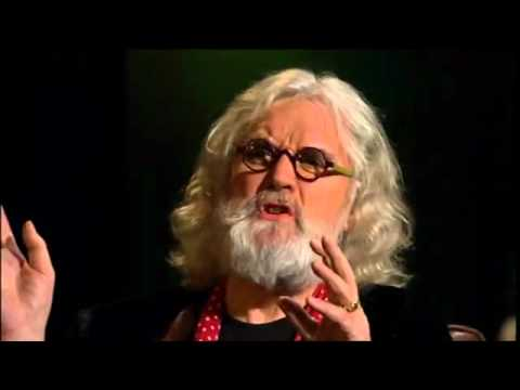 Billy Connolly on Catholicism, Sarah Palin and