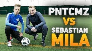Sebastian Mila VS PNTCMZ | Pojedynek piłkarski!