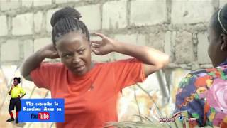 Customer care at 100%. Kansiime Anne. African comedy.