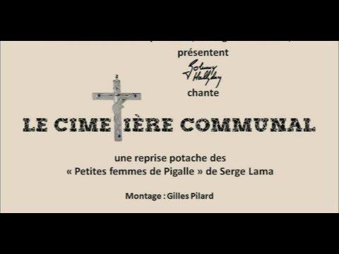 Le cimetière communal (chanson potache)