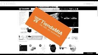 Cómo comprar en Tiendamia.com