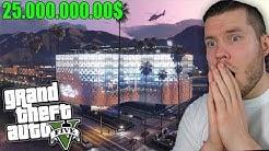 GTA 5 CASINO DLC 1. MISSION 25.000.000$ ALLESKAUFEN!