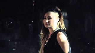 Skyscraper - Demi Lovato (Belo Horizonte, Brazil 05-01-2014)