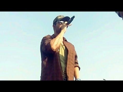 Backbone Hardy Sandhu Live Performance Dyal Singh College Delhi University Fest (20-02-2017) HD