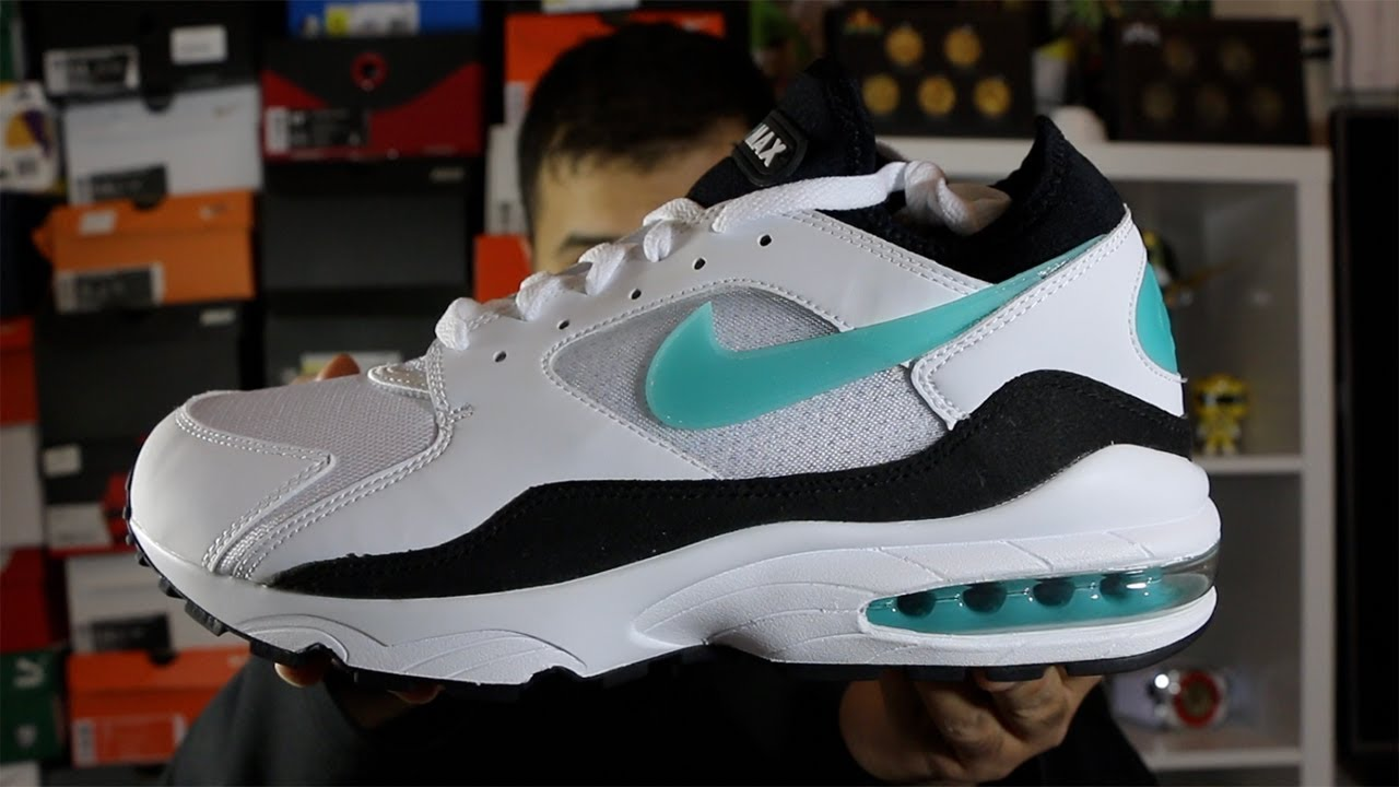0639390e45 ... canada nike air max 93 menthol dusty cactus review 88ae1 04e7a