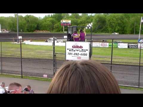 Buffalo River Race Park IMCA Sport Compact Races (5/27/17)