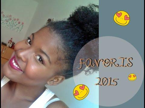 Mes favoris de 2015