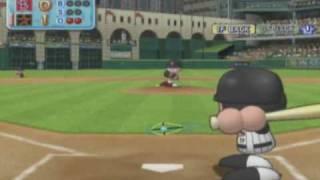 MLB Power Pros Astros vs Card