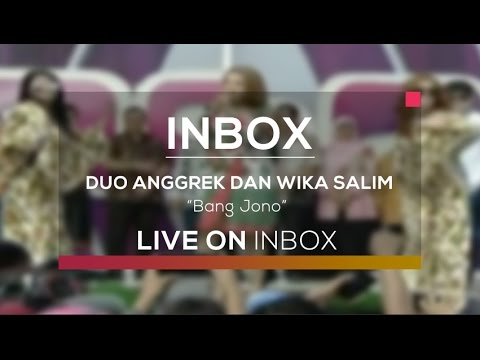 Duo Anggrek dan Wika Salim - Bang Jono (Inbox Karnaval Indramayu)