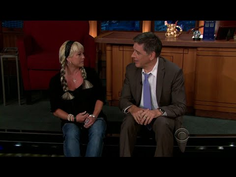 Late Late Show with Craig Ferguson 9/16/2011 James Woods