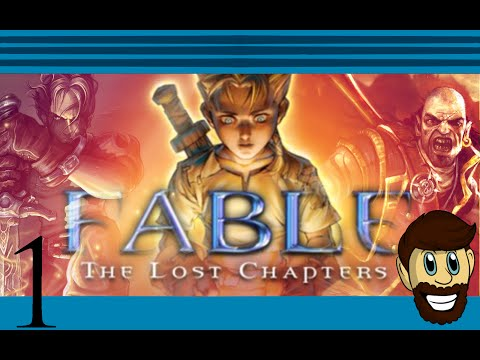 Fable: The Lost Chapters Episode 1: We could be heroes! Just for one Day!