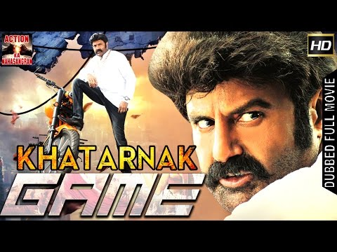 Khatarnak Game l 2017 l South Indian Movie Dubbed Hindi HD Full Movie