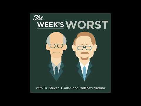 The Week's Worst Episode 28: Google's Diversity Memo