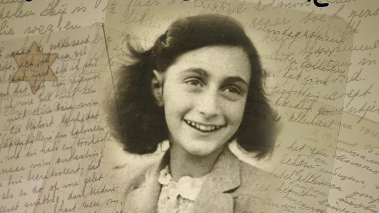 diary of anne frank test act 1 answers