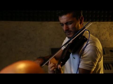 Enti baghya wahed - Saad Lamjarred - Violin Cover by Andre Soueid أندريه سويد-إنت باغية واحد