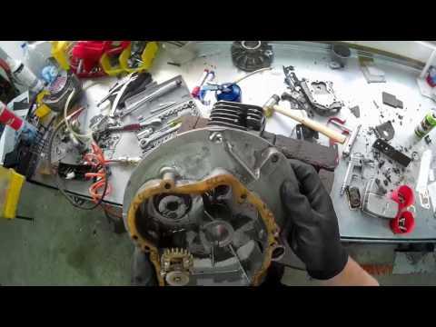Tecumseh 3.5hp szerelés  POV - SIMI Moto
