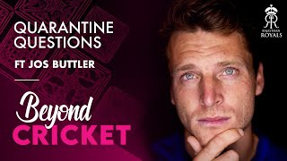 Quarantine Questions ft. Jos Buttler
