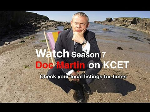 KCET Premiere's DOC MARTIN Season 7 at British Residence | Special Guest Ian McNeice (Bert Large)