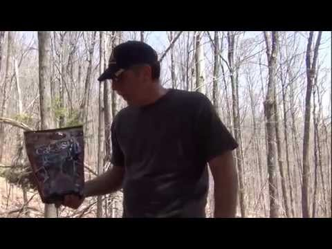 Early Season Deer Nutrition - Feeding and Mineral Pit
