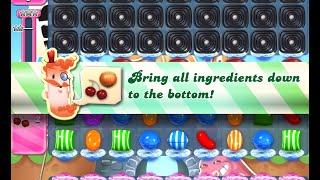 Candy Crush Saga Level 738 walkthrough (no boosters)