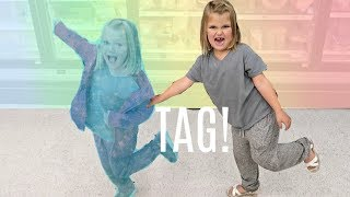 FREEZE TAG AT WALMART!!