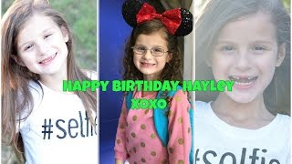 Happy Belated Birthday Hayley| Pictues|  Heroes Remix