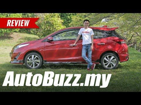 Toyota Yaris 1.5 G Review - AutoBuzz.my