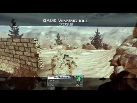3rd Person Afghan Suicide Shot + 1st Shot For Just And Auto Recruitment Challenge