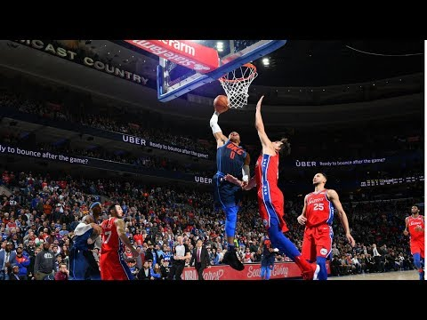 Best Dunks from Week 9 of the NBA Season (LeBron, Russell Westbrook, Bam Adebayo and More!)