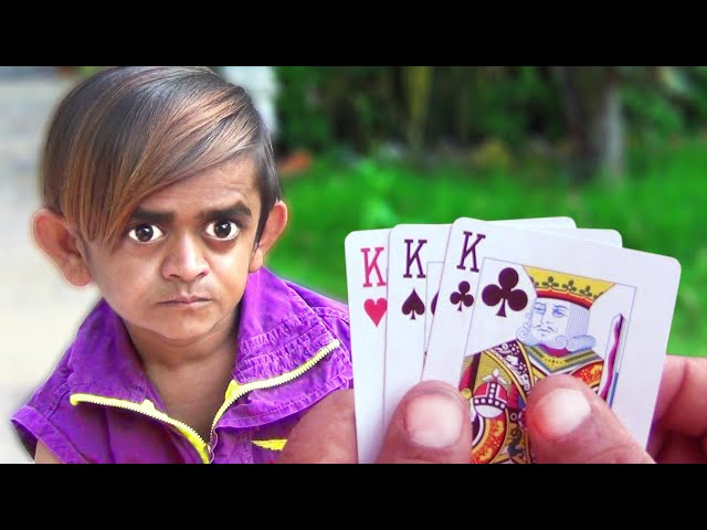 ???? ?? ??? ?????  | CHOTU KI TEEN PATTI | Chotu Comedy | Khandesh Hindi Comedy