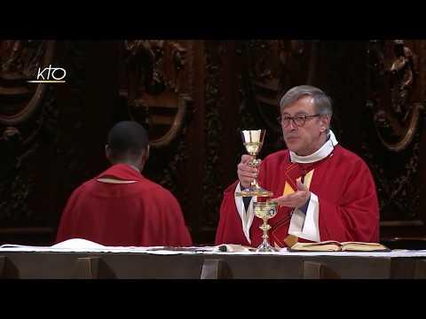 Messe du 24 novembre 2017