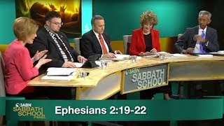 "Lesson 7: ""Keys to Family Unity"" - 3ABN Sabbath School Panel - Q2 2019"