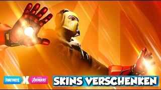 Fortnite Avenger Skins !!! Raffle et Abozocken ! N'importe qui peut se joindre à
