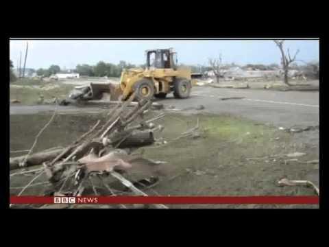 Tornadoes strike US state of Nebraska BBC News