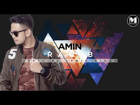 Raqib - Amin (Official Lyric Video)