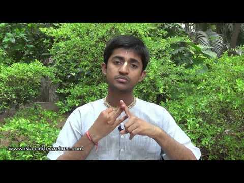 Why Krishna consciousness the highest consciousness by Amarendra Dasa