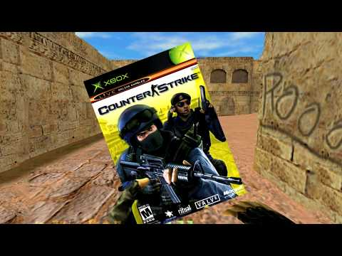 Counter-Strike's Weird Original Xbox Port - Minimme