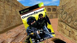 Counter-Strike's weird original Xbox port - minimme