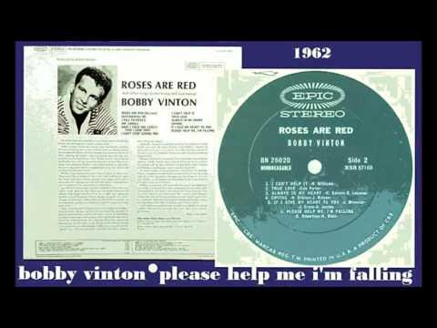 Bobby Vinton - Please Help Me I'm Falling