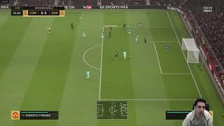 NEW FIFA 19 GAMEPLAY - PC GAMEPLAY ANALYSIS - FIFA 19 ULTIMATE TEAM