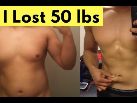 I lost 50 lbs, Amazing Body Transformation