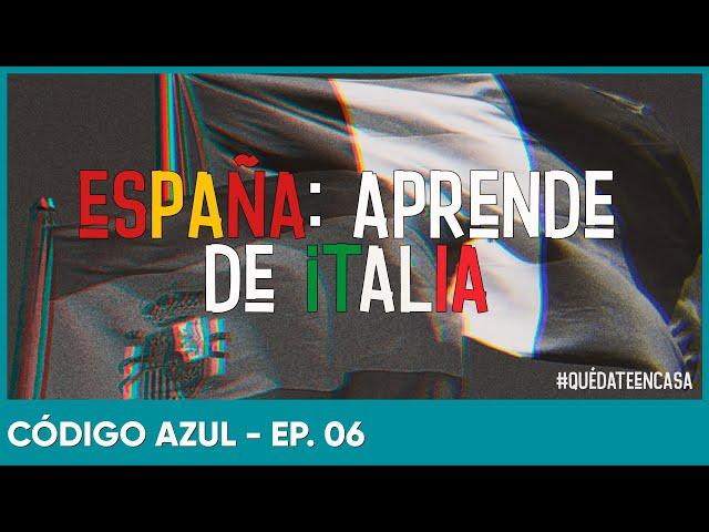 🇪🇸 ESPAÑA: Aprended de lo que pasa en ITALIA, por favor. | Diario de un MIR