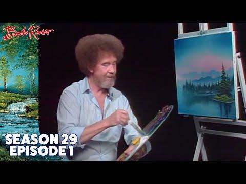 Bob Ross Island in the Wilderness (Season 29 Episode 1)