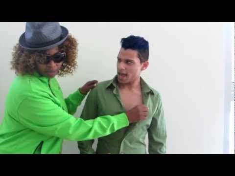 Blare LeVoir 's  inappropriate interview ... GloZell The Stalker