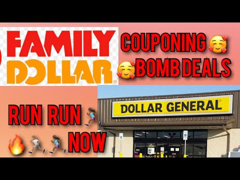 FAMILY DOLLAR & DOLLAR GENERAL DEALS RUN NOW 🏃🏾♀️🏃🏾♀️🧗🏾♀️🧗🏾♀️🏃🏾♀️🔥🔥🔥