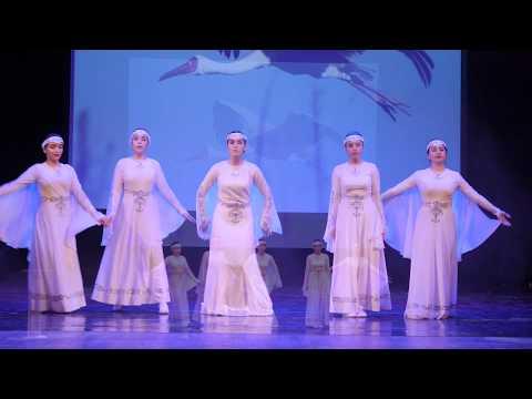 Концерт Пермского ансамбля армянского танца